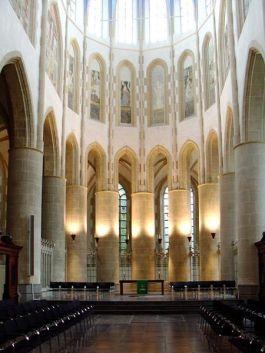 Koor van de Martinikerk