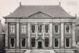 Mauritshuis in 1936