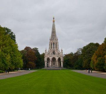 Leopold I-monument in Laken - Foto: CC/Paul Hermans
