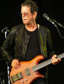 Lou Reed in 2011 - Foto: CC