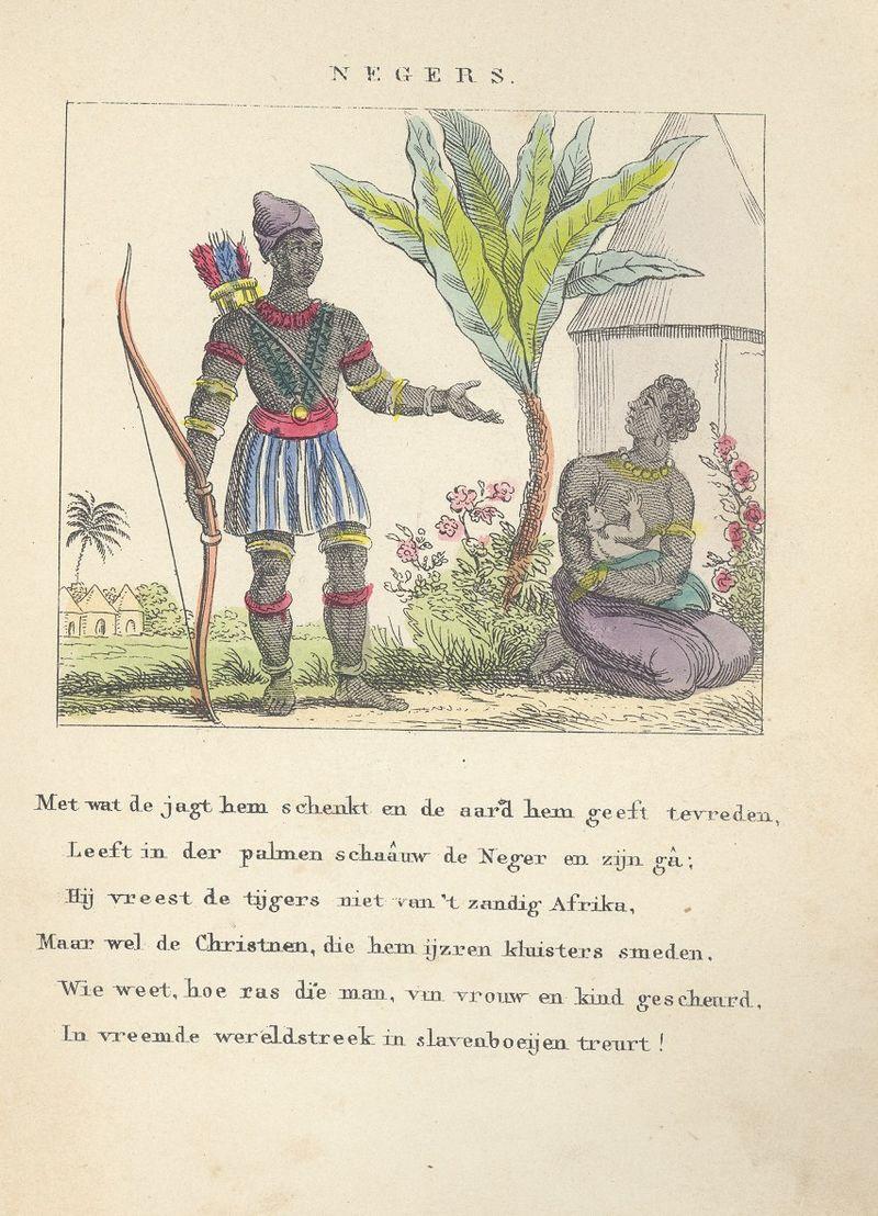 De wereld in haar zondagspak. Een geschenk voor de leergrage jeugd, ca. 1870 - Koninklijke Bibliotheek