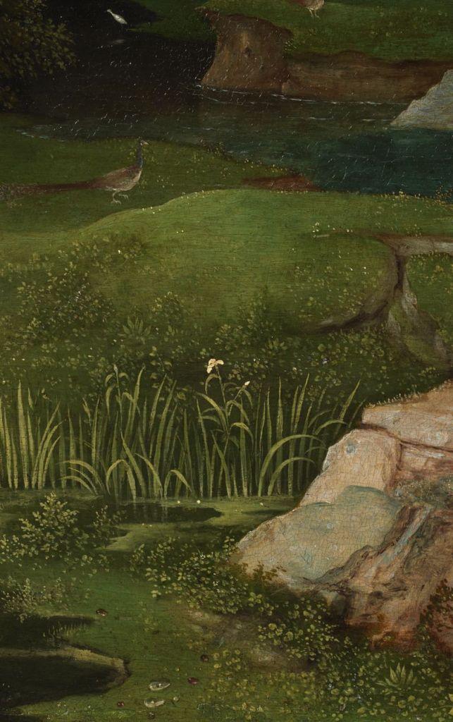Charon vaart de Styx over – Joachim Patinir, ca. 1520–24