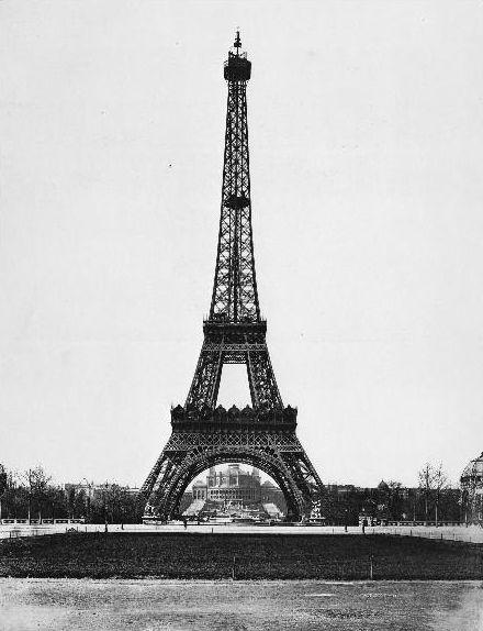 Eind maart 1889: Het resultaat van de werkzaamheden