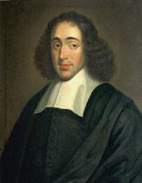 Portret van Baruch d'Espinoza (1670)