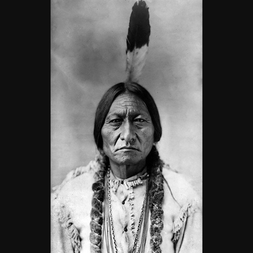 Sitting Bull en de Slag bij Wounded Knee, 1890