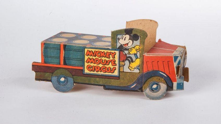 Expositie Disney Mania, Museum van de 20e Eeuw in Hoorn