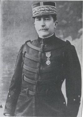 Georges Picquart, 1906