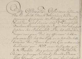 De tonnen voor brandewijn aan boord waren kennelijk van een dubieuze kwaliteit. Op 19 april 1762 vergaderde de scheepsraad om een verklaring op te stellen dat op verschillende data tien keer 'de duijgen gesprongen ' waren, waardoor ca. 350 liter brandewijn verloren was gegaan.