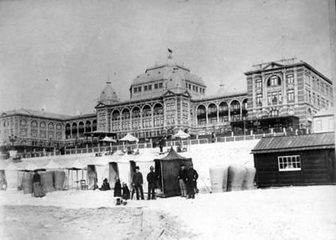 Kurhaus in 1900