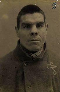 Foto uit het archief van Lombroso
