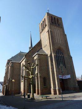 Kerk in Sluis - cc