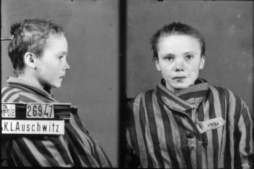 Foto's die Brasse in Auschwitz maakte