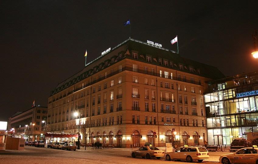 Het nieuwe Hotel Adlon (cc - Knut Rosenthal)