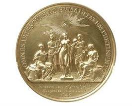Erepenning van Teylers Tweede Genootschap