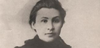 De ontdekte foto van Apollinariya Yakubova