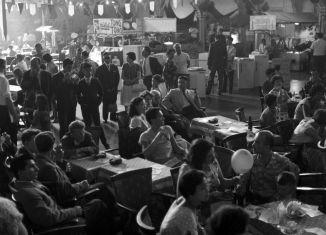 Tong Tong Fair in de Haagse Dierentuin, 1959