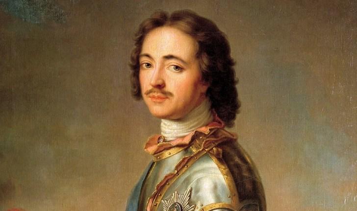 Peter de Grote (1672-1725) – Russische tsaar