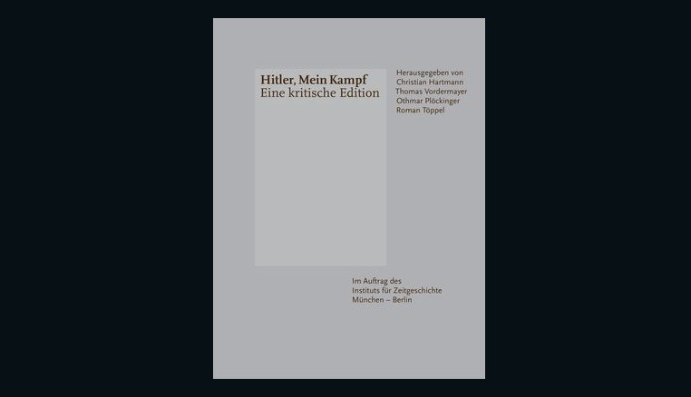 Citaten Uit Mein Kampf : Mein kampf jaar na dood hitler opnieuw uitgebracht