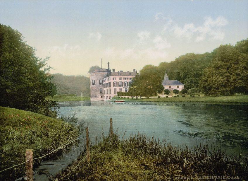 Kasteel Rosendael, ca. 1890-1900