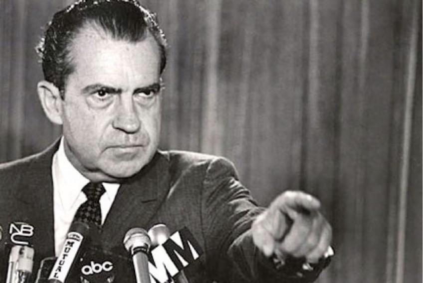 De tragiek van Richard Nixon