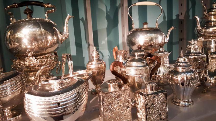 Zilver collectie