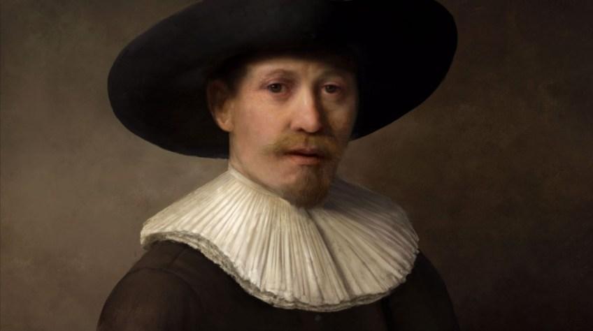 De nieuwe Rembrandt (The Next Rembrandt)