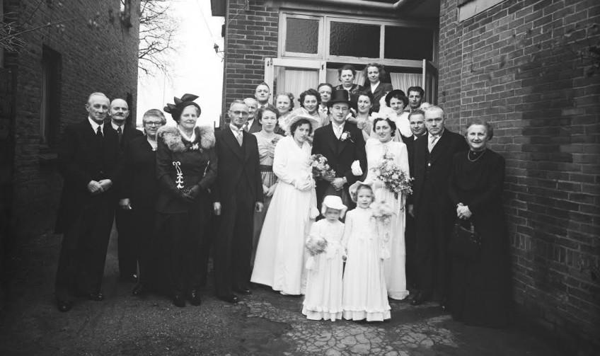 Familiefoto uit Vught (BHIC)