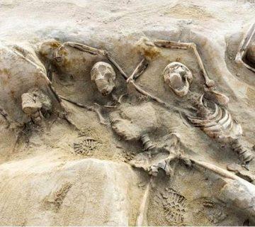 Gevonden massagraf gelinkt aan mislukte coup uit 632 voor Christus
