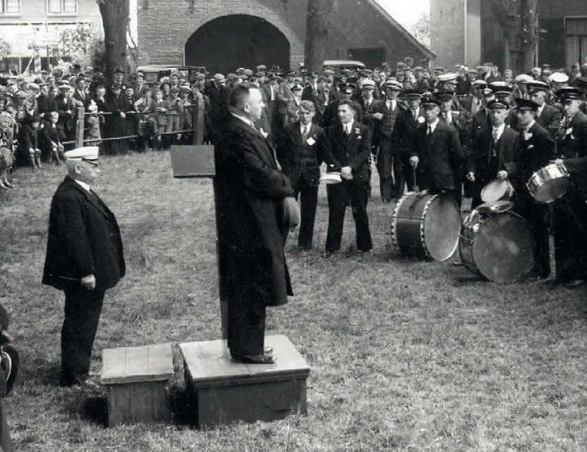 De ondergang van burgemeester Rijpstra tijdens de Tweede Wereldoorlog