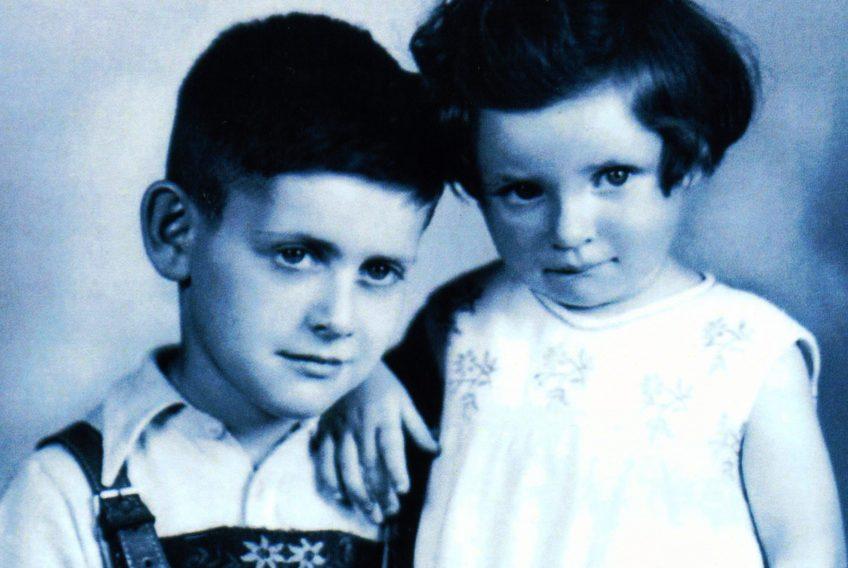 George en Ursula Levy (NTR)