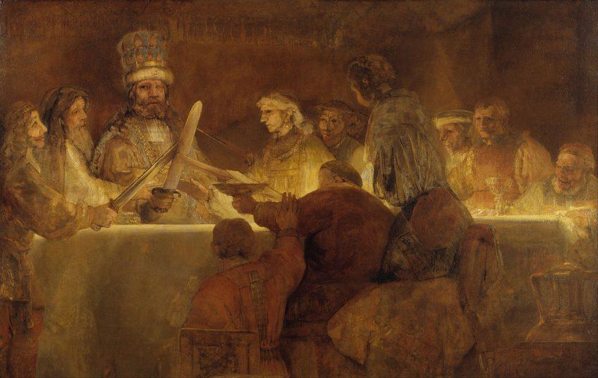 De Bataafse Opstand (70 na Chr.)