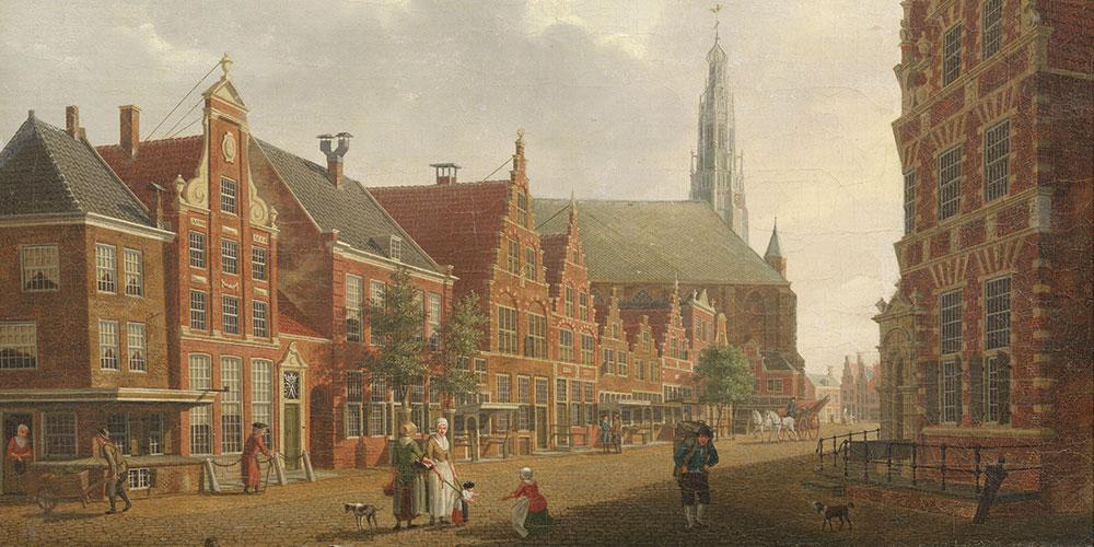 Opnieuw gestolen schilderij Westfries Museum terecht
