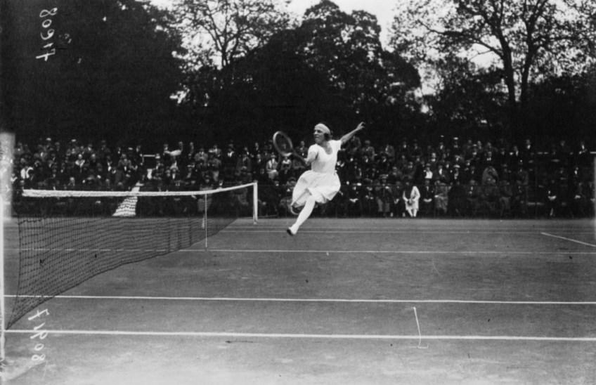 Suzanne Lenglen in 1920