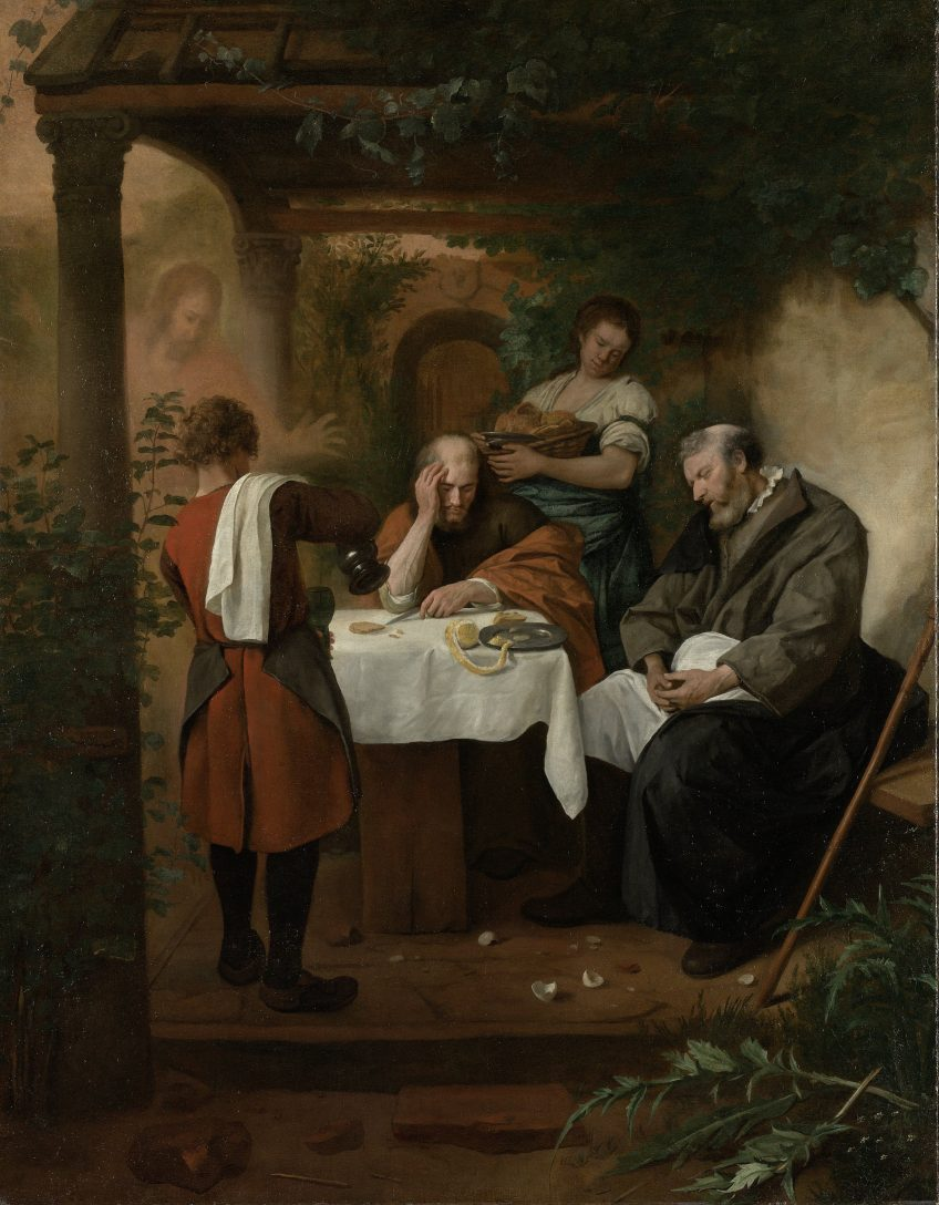 jan steen Jan steen was born as a farmer's son in leiden in 1626 he was taught painting by dirck hals at the university of leiden in 1646 at utrecht, steen became a student.