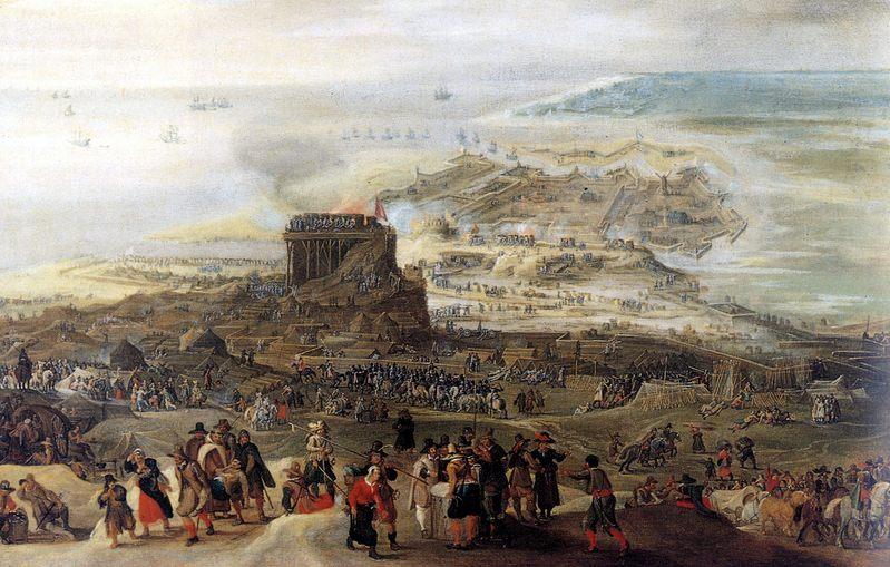 De Tachtigjarige Oorlog (1568-1648) - Opstand in de Nederlanden