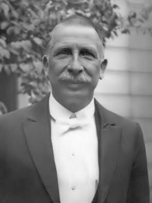 Dr. Jac. P. Thijsse (1865-1945). Bron: Wikimedia