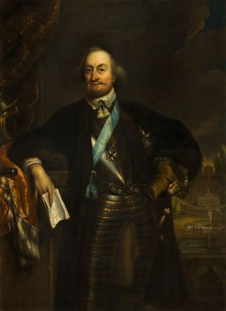 Johan-Maurits, bijgenaamd 'de Braziliaan' (Jan de Baen)