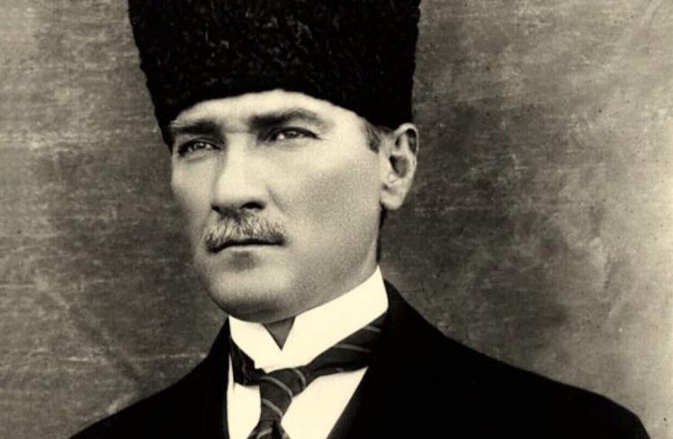 Mustafa Kemal Atatürk (1881-1938) - Stichter seculier Turkije