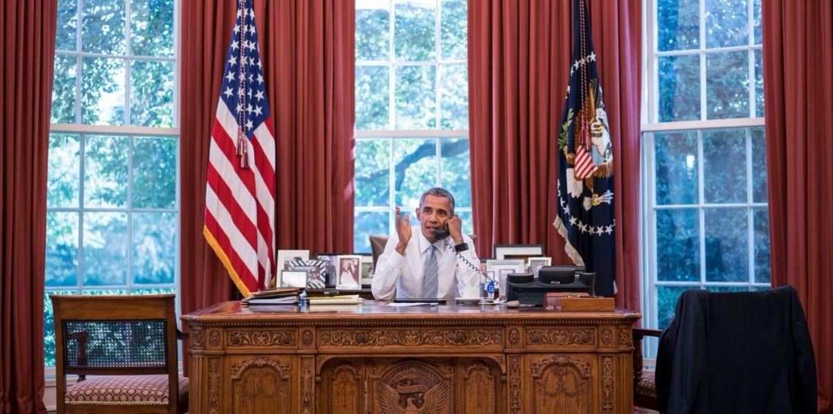 Het presidentschap van Barack Obama