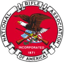 Embleem van de National Rifle Association