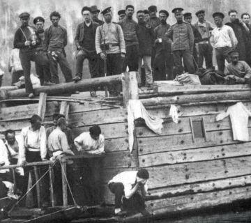 Siberische strafkampen in de tijd van de tsaren
