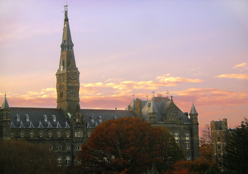 Universiteit van Georgetown - cc