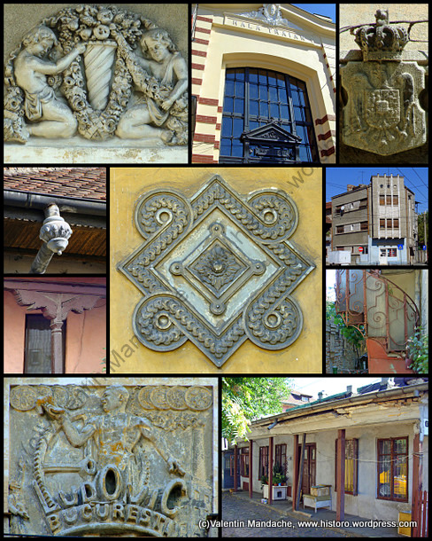 Architectural walking tour Sunday 9 June in Calea Calarasi historic area (2/3)