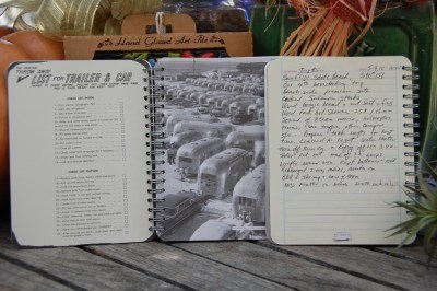 DSC_0002 Lined pages with notes