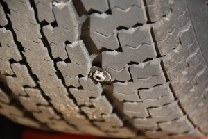 "DSC_0015 I"" machine screw in tire"