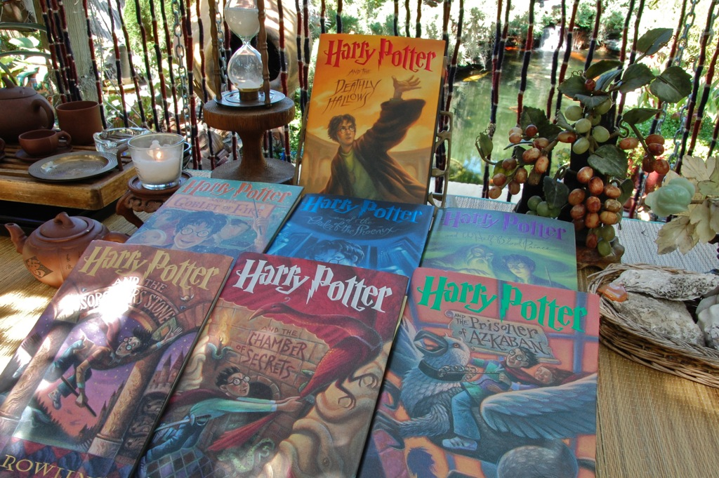 DSC_0007 Harry Potterbooks
