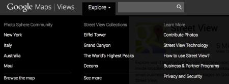 Google Earth Treks