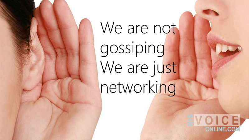 This is how gossip destroys relationships! (and 7 ways to put a FULL STOP to it)