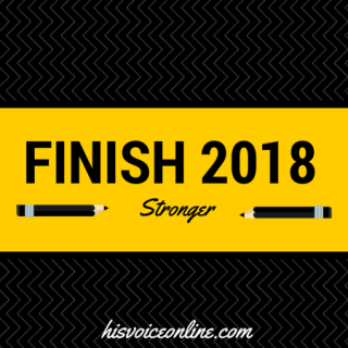 finish 2018 stromger