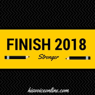 finish 2018 stromger